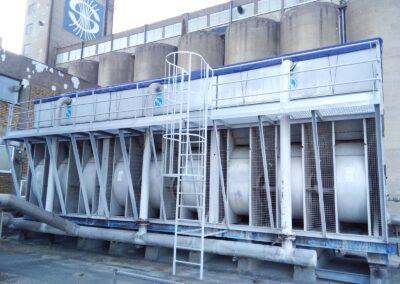 Maltinex hladjenje 2,7 MW